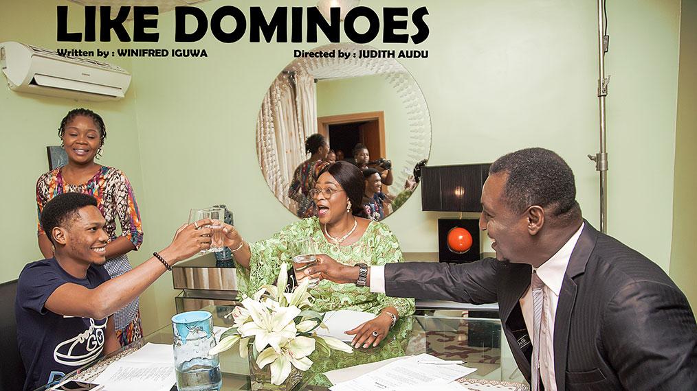 Like Dominoes