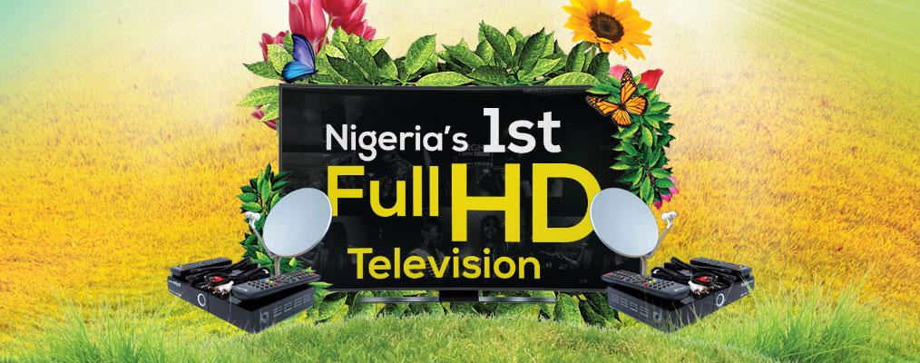 Nigeria's Ist HD Tv